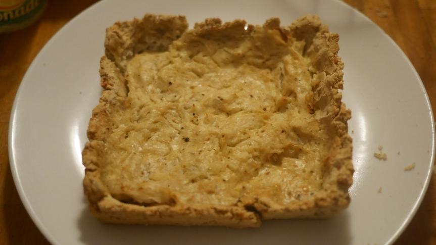 Tarte à la choucroute (vegan & sans gluten) + comment faire lacto-fermenter deslégumes