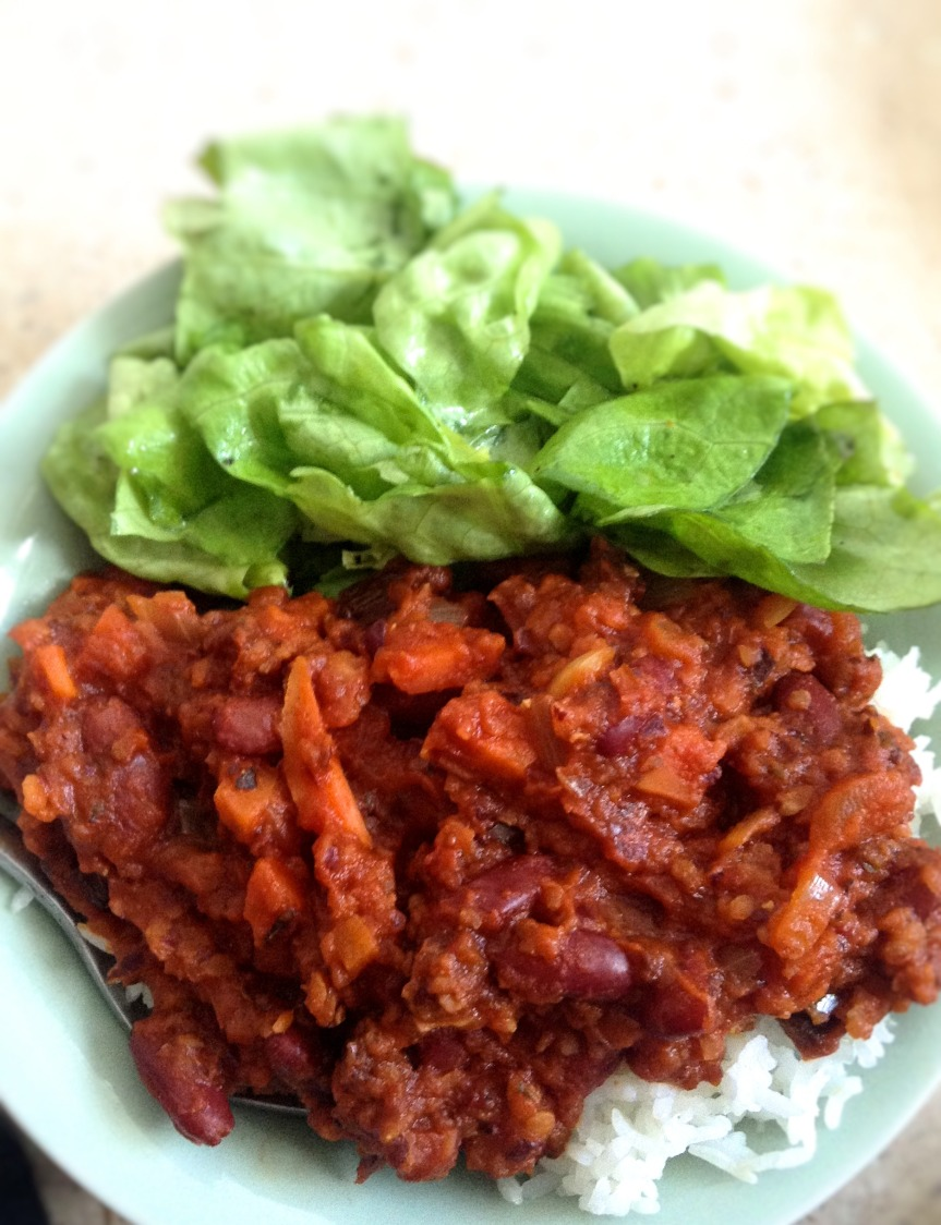 Chili (vegan)